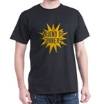 Friend of Sinners Black T-Shirt