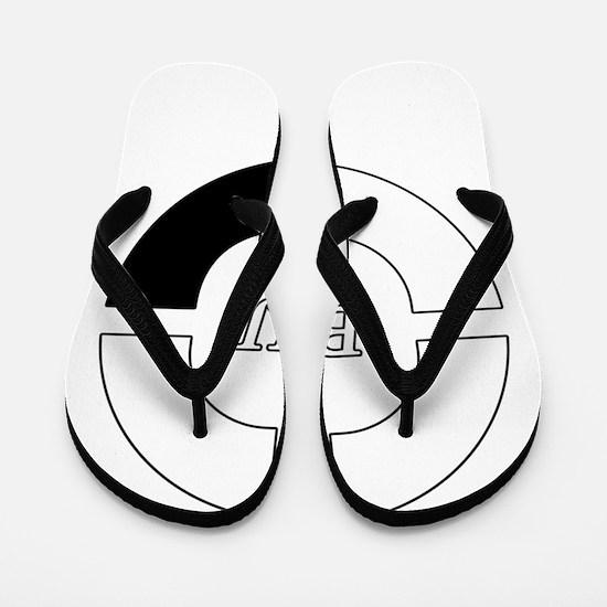 brazilian jiu jitsu Flip Flops