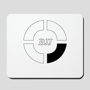 brazilian jiu jitsu Mousepad