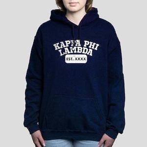 Kappa Phi Lambda Athleti Women's Hooded Sweatshirt