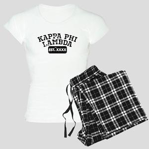 Kappa Phi Lambda Athletic Women's Light Pajamas