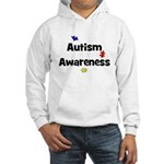 Autism Awareness (black) Hooded Sweatshirt