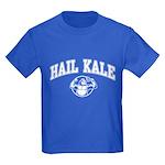 Bright Hail Kale Kids Dark T-Shirt