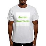 Autism Awareness Ash Grey T-Shirt
