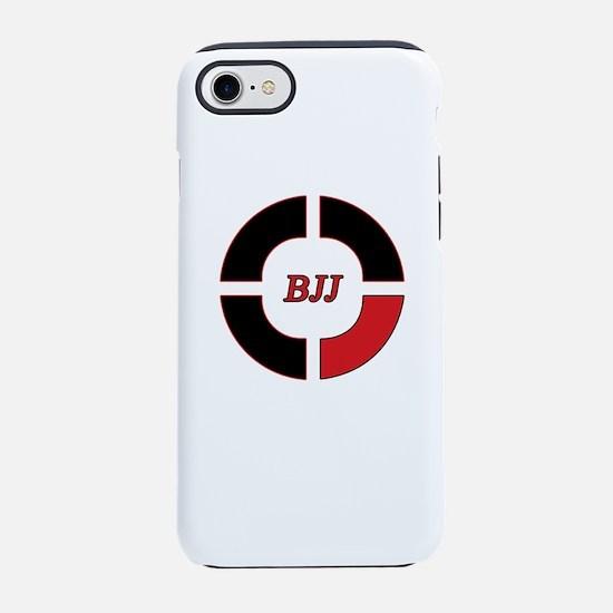 brazilian jiu jitsu iPhone 7 Tough Case