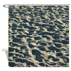 Sand Steps Shower Curtain