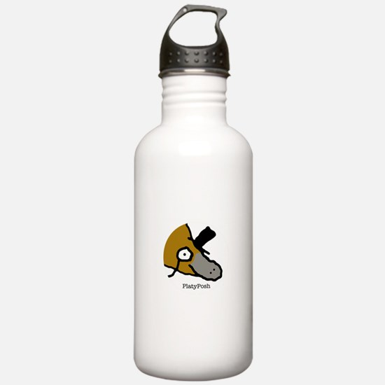 Circle Logo Water Bottle