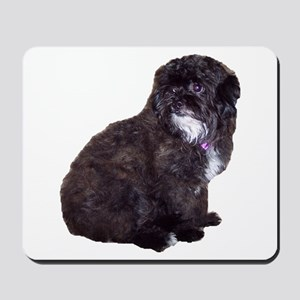 Shih Poo Love Mousepad