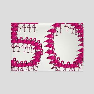 Flamingo Fifty Festive Fun for the Big 5-0! Rectan