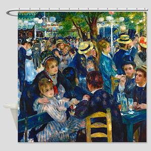 Renoir - Galette Shower Curtain