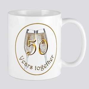 50 Years Together Mug