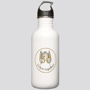 50 Years Together Stainless Water Bottle 1.0L