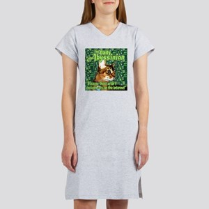 Daily Abyssinian Women's Nightshirt