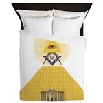 The Lodge and Eye Queen Duvet