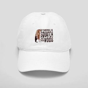 Squatch in These Woods Cap