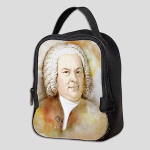 Johann Sebastian Bach Neoprene Lunch Bag