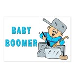 MUSICAL BABY BOOMER Postcards (Package of 8)