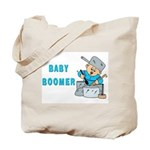 MUSICAL BABY BOOMER Tote Bag