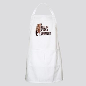 Feelin Kinda Squatchy Apron