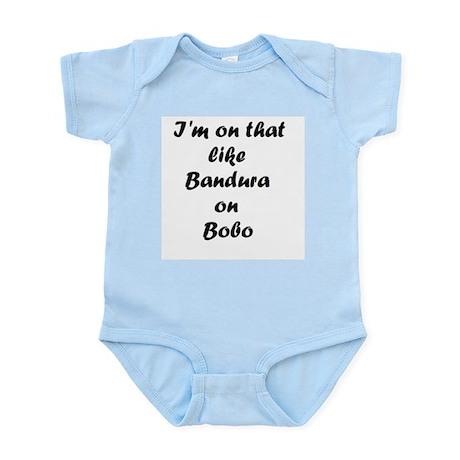 Bandura on Bobo Infant Bodysuit