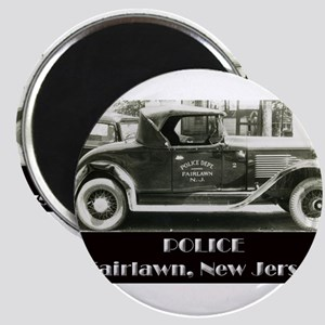 "Fairlawn Police 2.25"" Magnet (10 pack)"