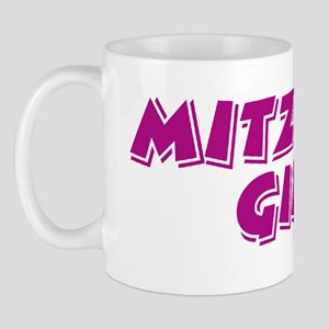Jewish Mitzvah Girl Mug