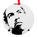Thelegend Round Ornament