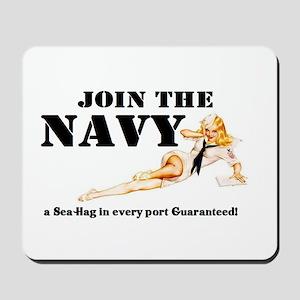 Sea Hag Mousepad