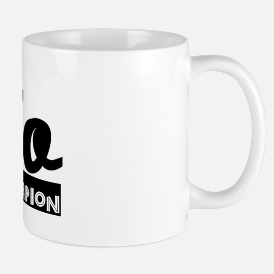 Ohio Cornhole Champion Mug