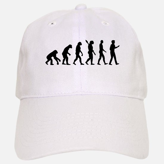 Evolution Cell Smartphone Baseball Baseball Cap