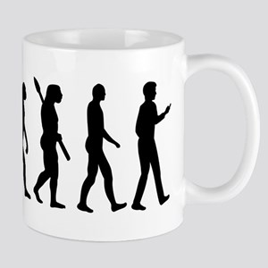 Evolution Cell Smartphone Mug