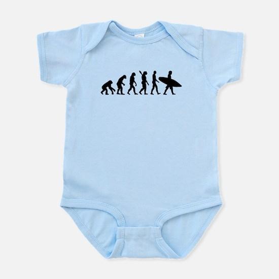 Evolution surfing Infant Bodysuit