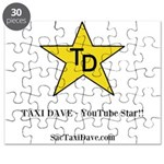 TD YouTube Star Puzzle