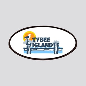 Tybee Island GA - Pier Design. Patches