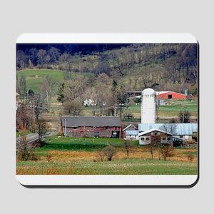 American Barns No.8 Mousepad