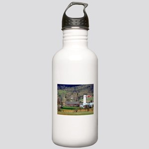 American Barns No.8 Stainless Water Bottle 1.0L