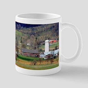 American Barns No.8 Mug