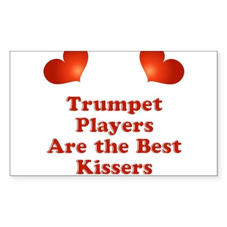 kissers best are trumpet players the