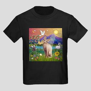 TILE-Fantasy-Sphynx1 T-Shirt