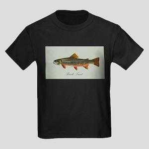 Brook Trout Kids Dark T-Shirt
