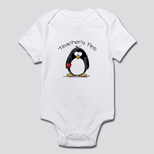 Teachers Pet Penguin Infant Creeper