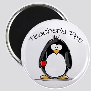 Teachers Pet Penguin Magnet