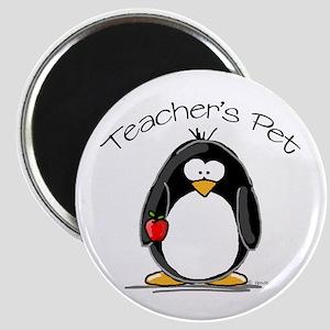 Teachers Pet Penguin Magnet
