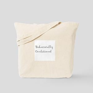 Behaviorally Conditioned Tote Bag