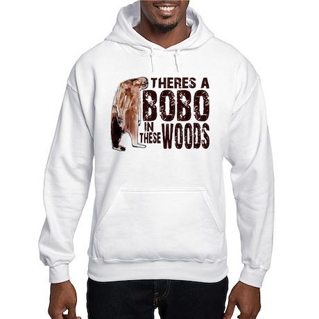 Bobo in These Woods Hooded Sweatshirt