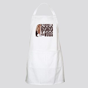 Bobo in These Woods Apron