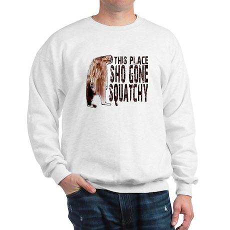 Sho Gone Squatchy Sweatshirt