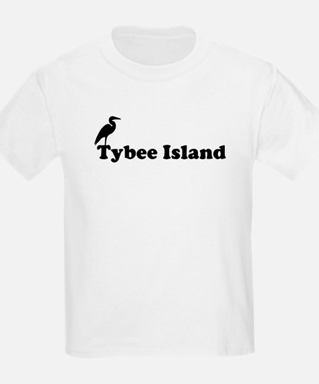 Tybee Island GA - Beach Design. T-Shirt