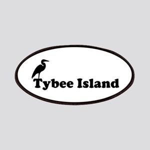 Tybee Island GA - Beach Design. Patches