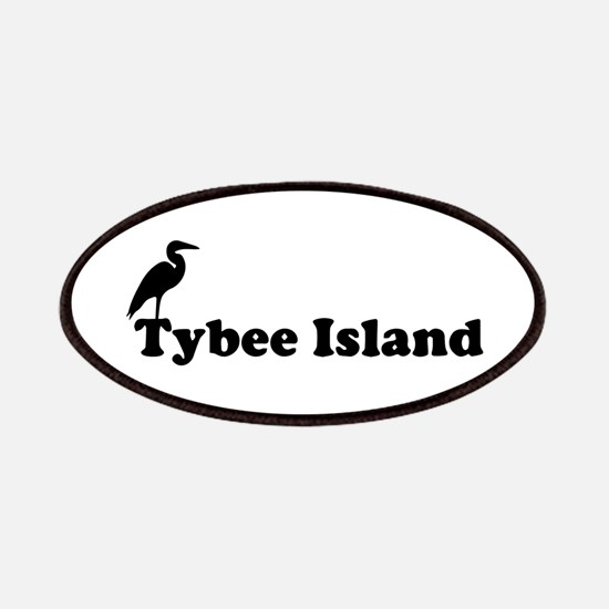 Tybee Island GA - Beach Design. Patches